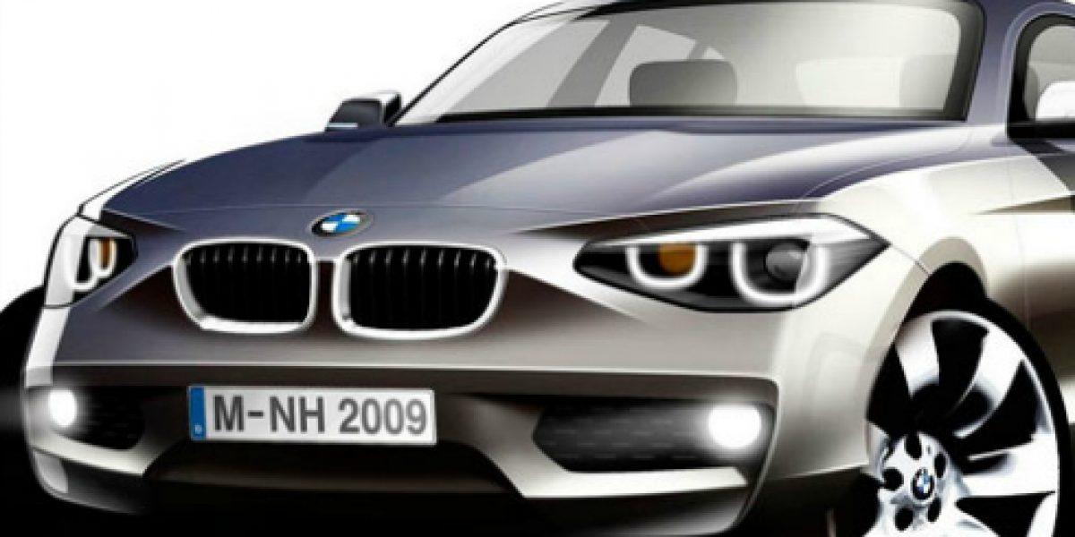 BMW presentará a su nuevo Serie 1 GT en septiembre