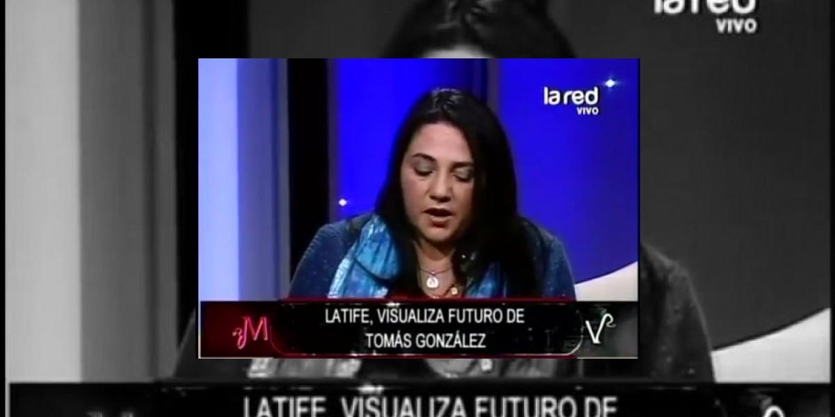 ¿Medalla para Tomás González?: Latife vaticina triunfo para el deportista