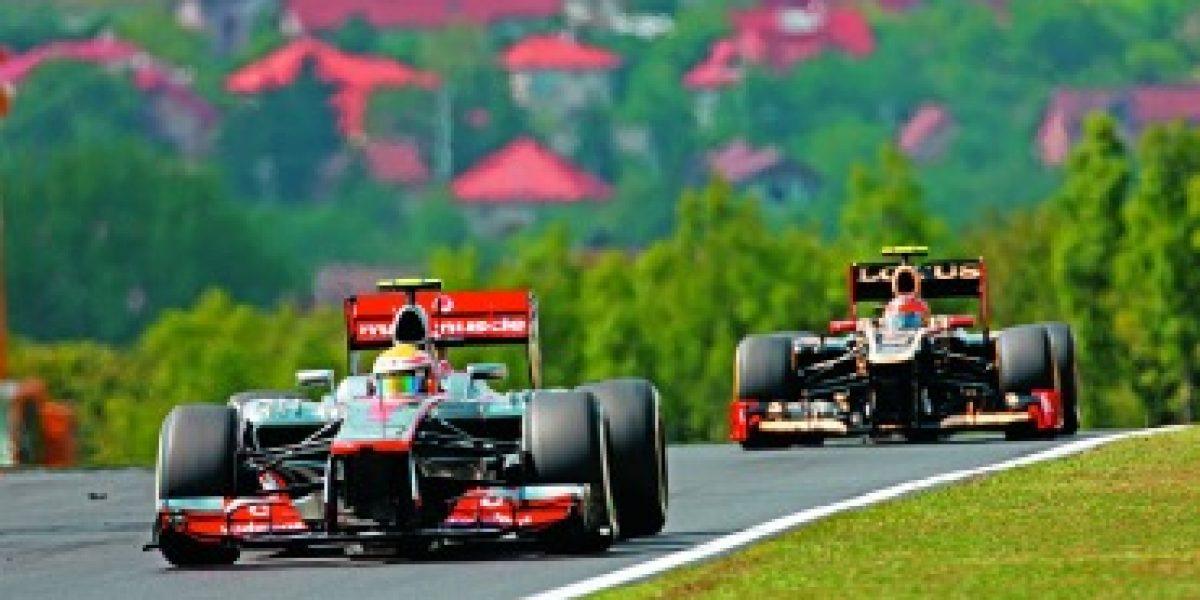 La Formula 1 se toma vacaciones