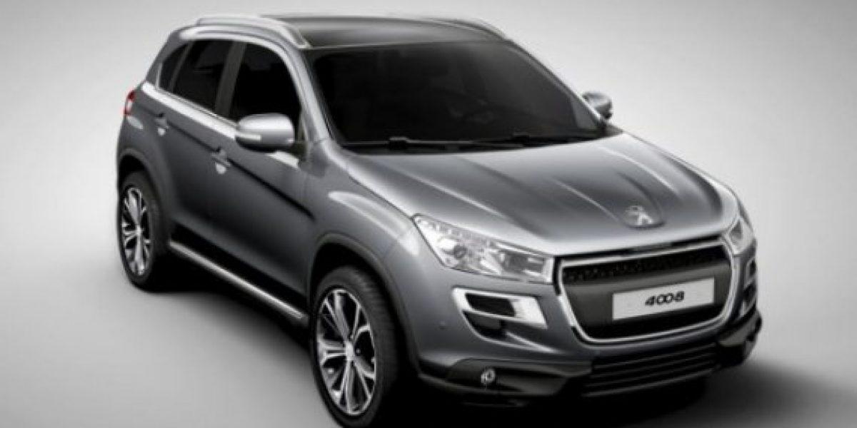 FOTOS: Este es el nuevo Peugeot 4008