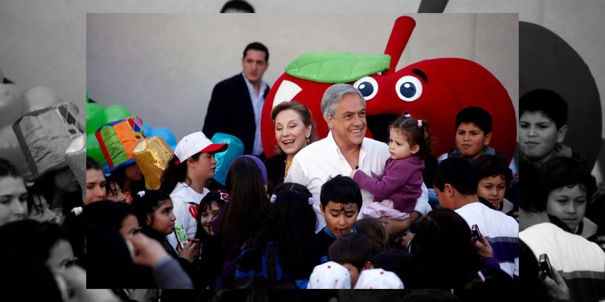 Piñera anuncia proyecto de ley que establece derechos universales de los niños