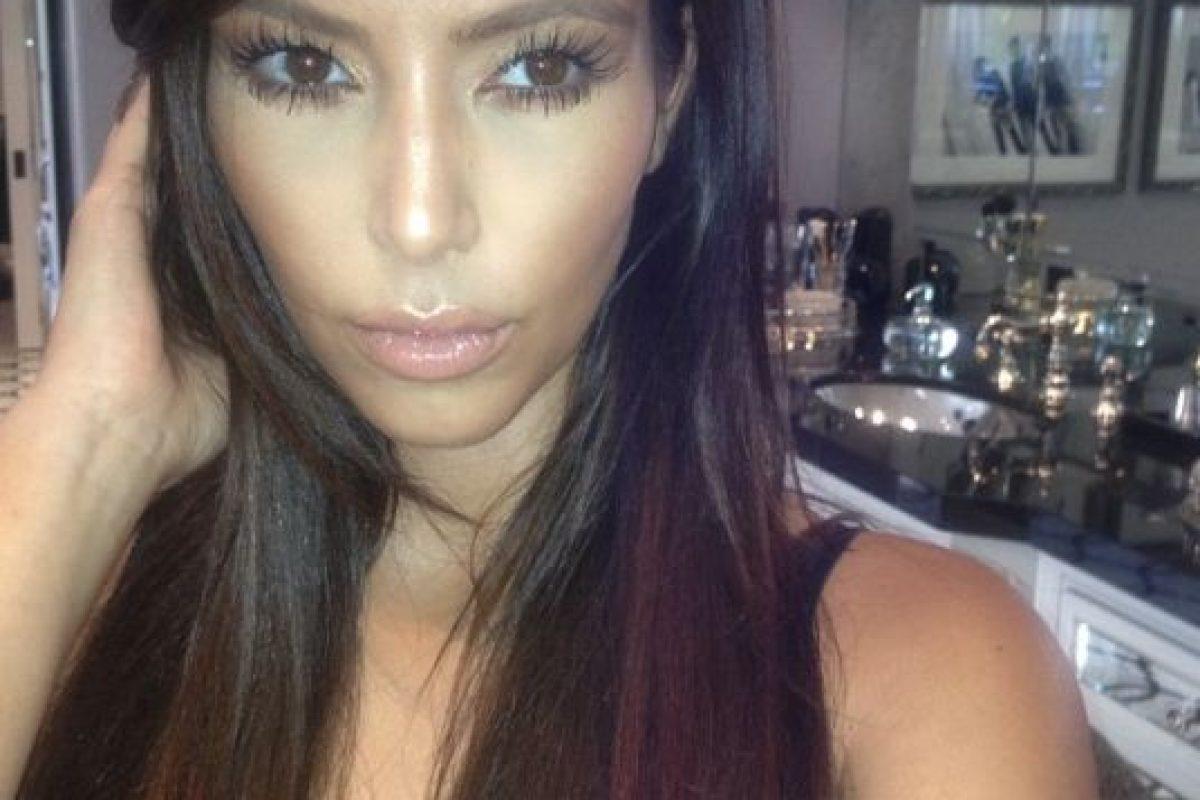 Foto:Kim Kardashian/Instagram. Imagen Por:
