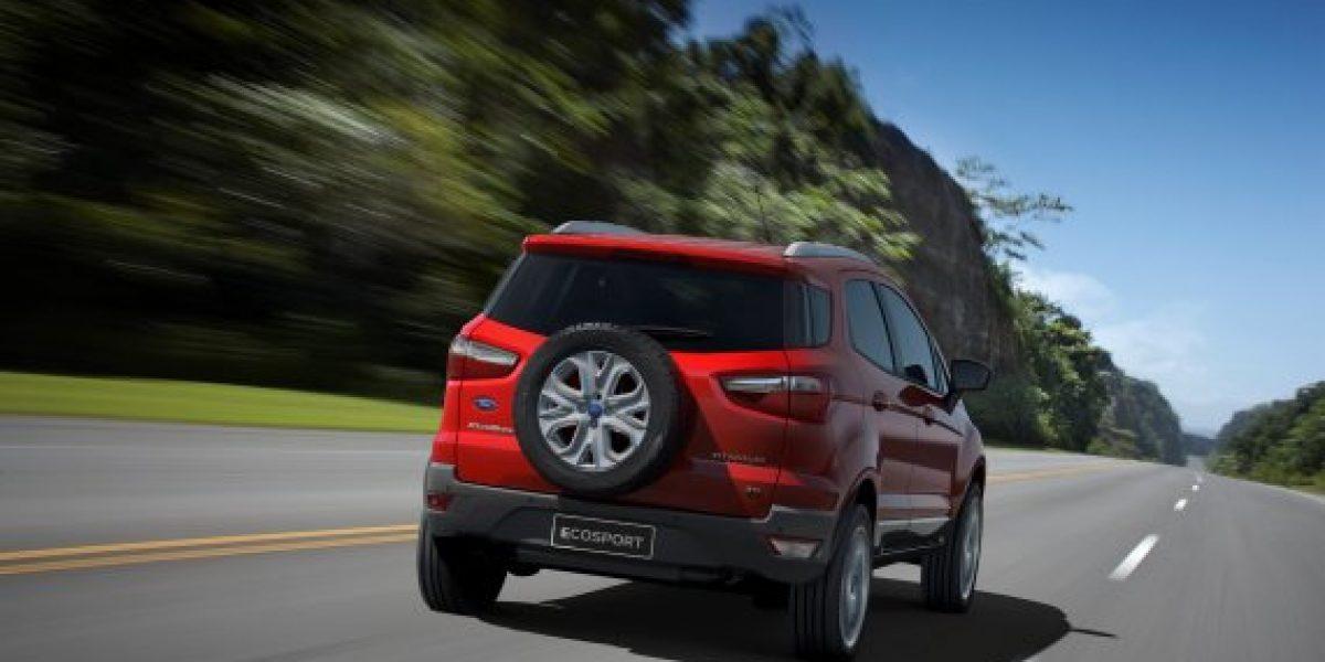 LANZAMIENTO: Primera información nueva Ford Ecosport