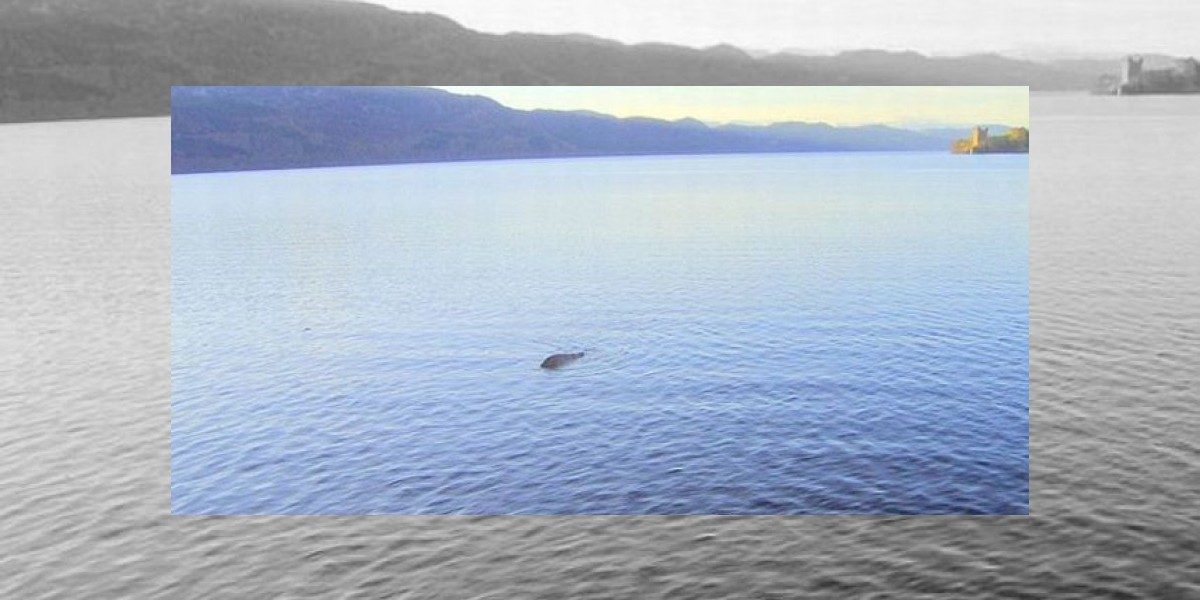 El misterio habría llegado a su fin: Difunden imágenes del Monstruo del Lago Ness