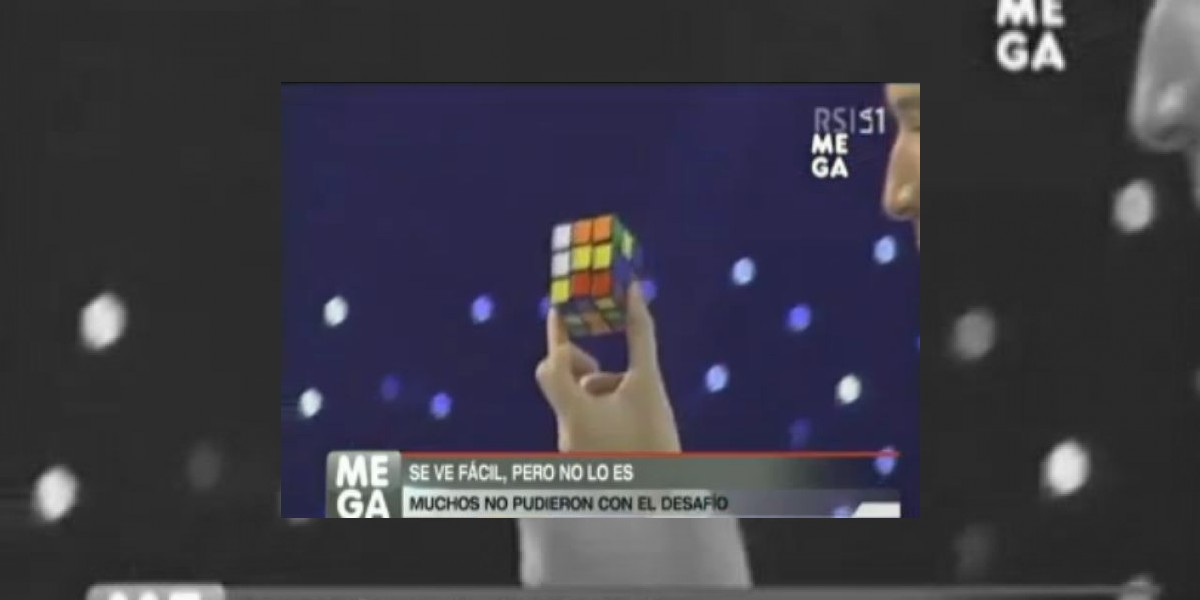 [VIDEO] Joven chileno se hizo popular gracias al