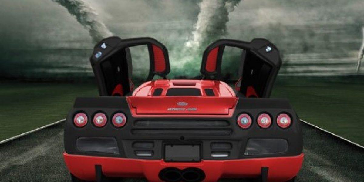 FOTOS: SSC Ultimate Aero XT, el auto de $300 millones que solo se venderán 5