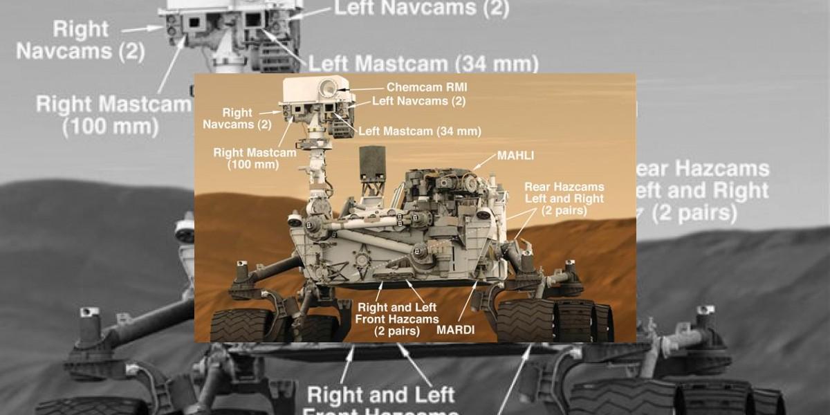 Sigue aquí la entrada del Curiosity de NASA a Marte