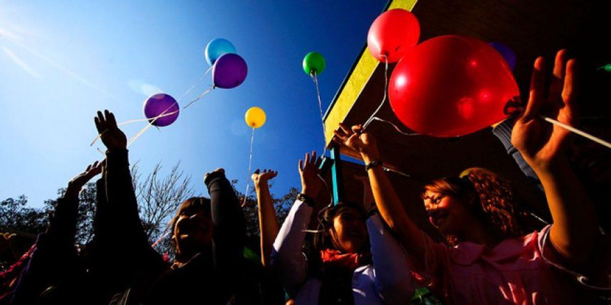 [FOTOS] Así celebraron los niños su día