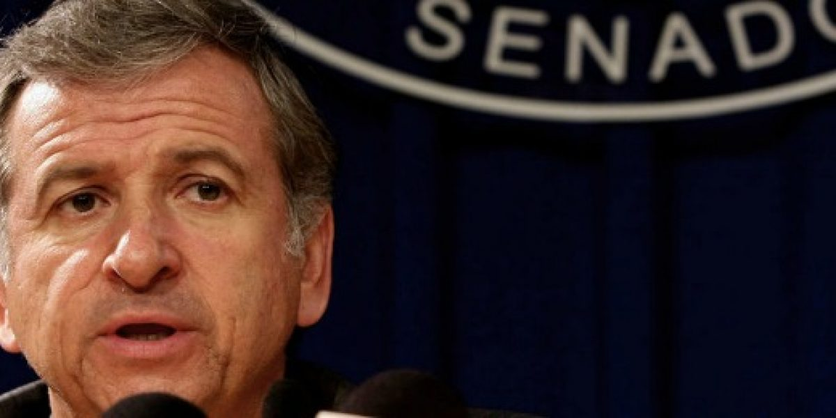 Ministro Larraín anuncia acuerdo que facilita la aprobación de la reforma tributaria