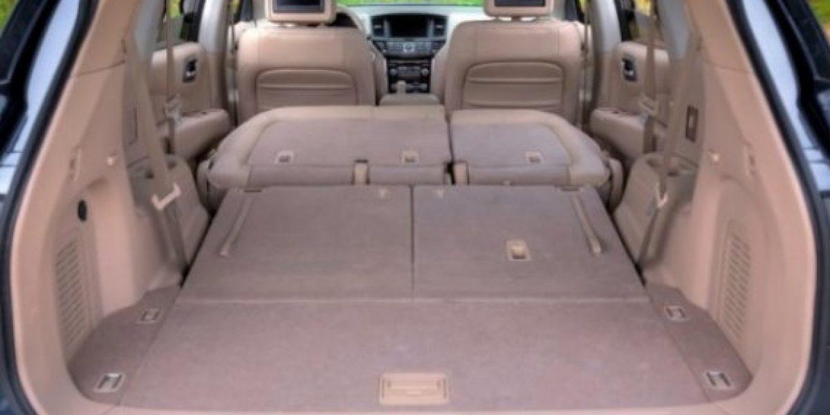 FOTOS: Nissan Pathfinder 2013 llega mucho más económica