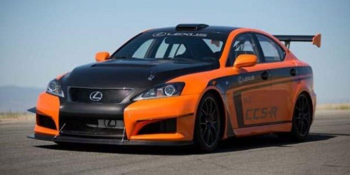 Lexus irá