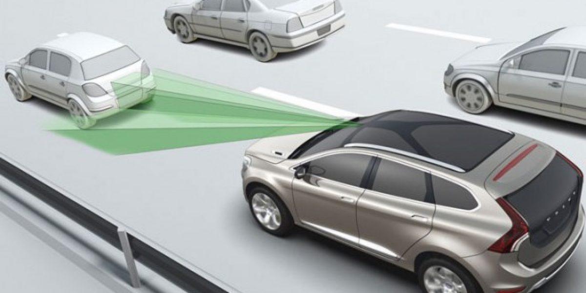 En el 2014 los autos frenarán solos