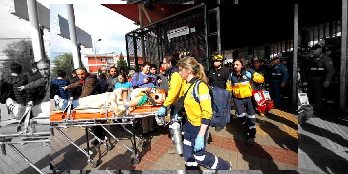 Restablecen servicio de Línea 4 del Metro tras caída de persona a las vías