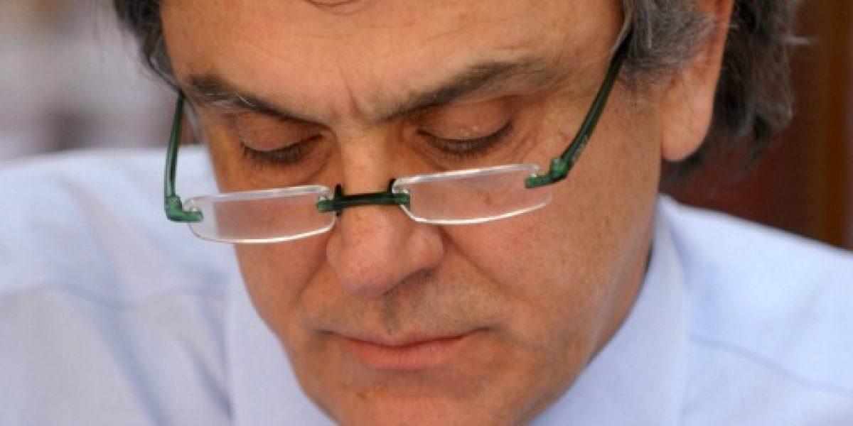 """Longueira por caso Enersis: """"Chilenos sentimos la tranquilidad de tener un mercado de capitales sólido en Chile"""""""