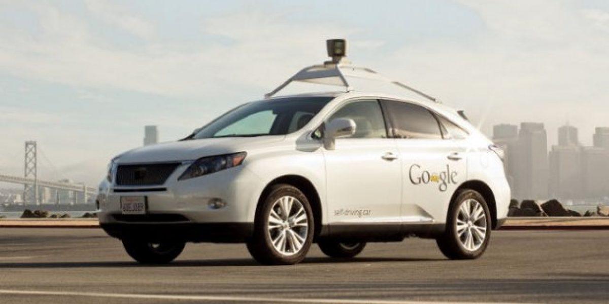 Autos autónomos de Google han recorrido 480 mil kms sin accidentes