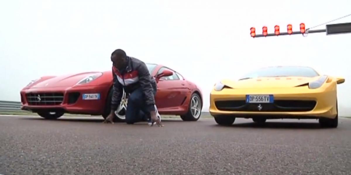 Estos son los autos de Usain Bolt