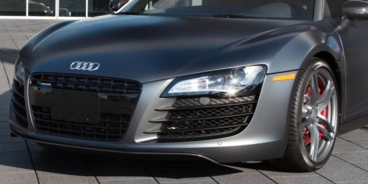FOTOS: Audi nos deleita con esta nueva edición limitada de su R8 Coupé