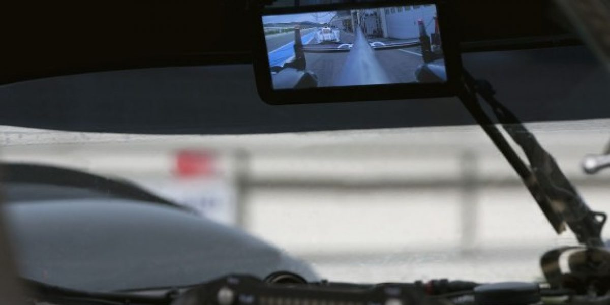 Audi lanza el retrovisor digital