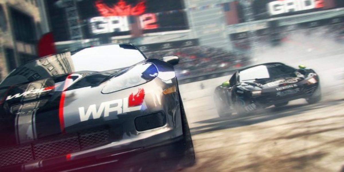 VIDEO: Grid Racing presenta el trailer de su nueva edición