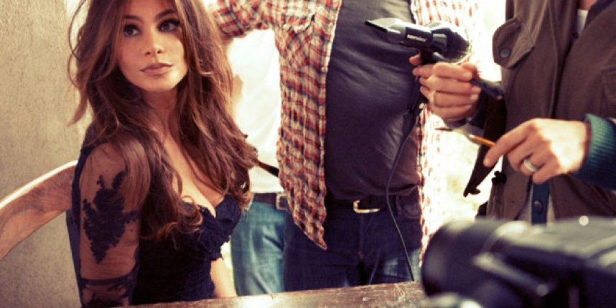 [FOTOS] La sensual e imperdible sesión de Sofía Vergara para Allure