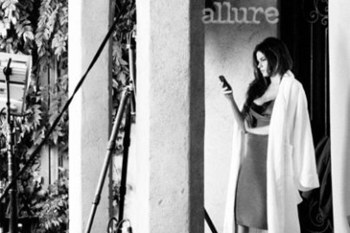 Foto:Allure. Imagen Por: