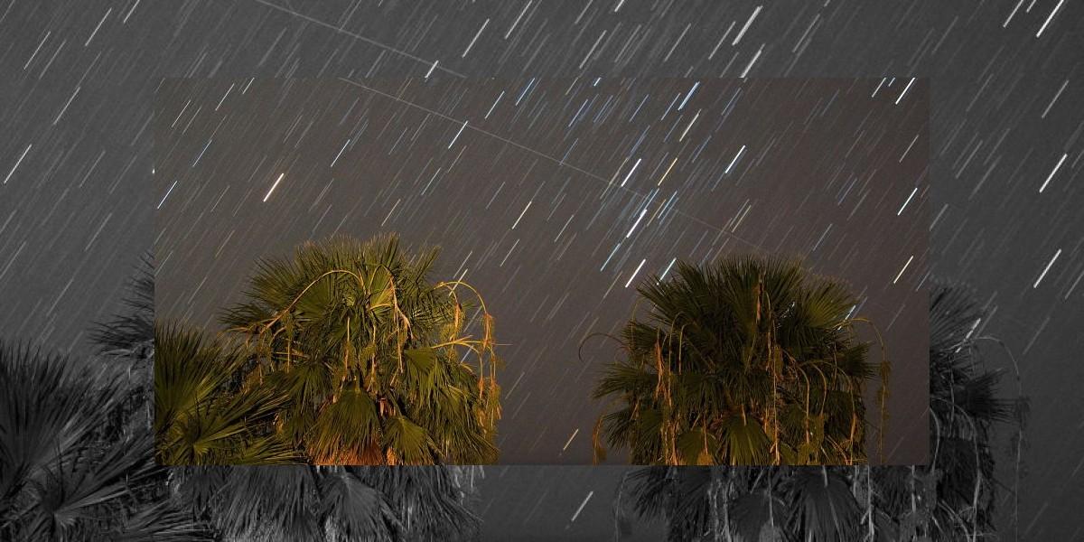 Esta noche se podrá ver desde cualquier parte del mundo la lluvia de meteoritos