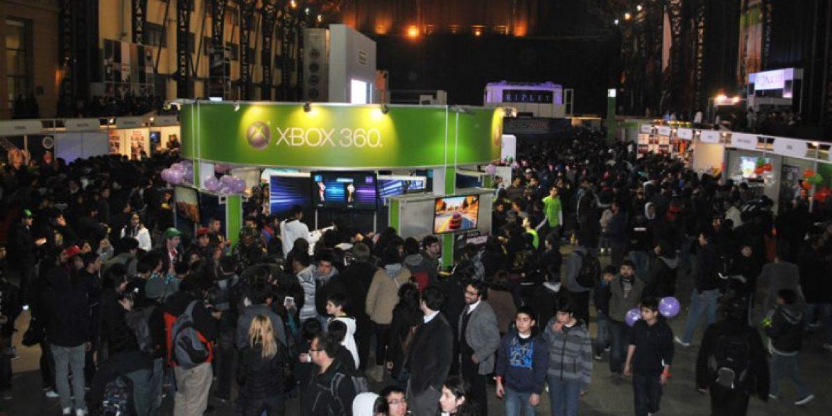 [FOTOS] Gamers repletan la Estación Mapocho en el segundo día de Festigame 2012