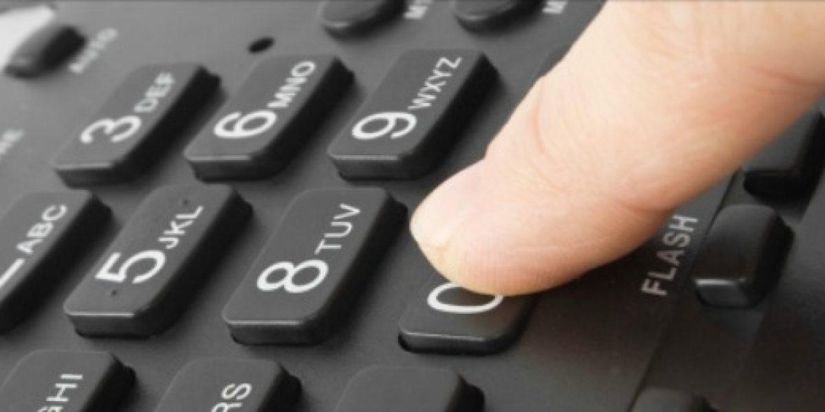 Chilenos deberán agregar un dígito a sus números de teléfono