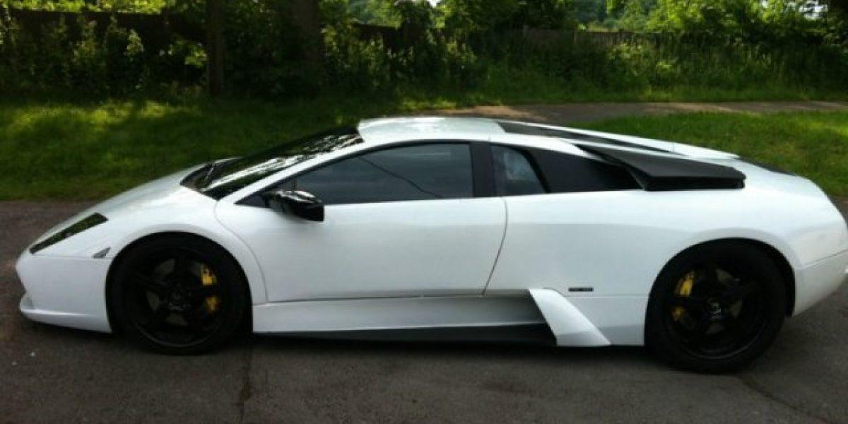 Subastan en eBay esta réplica de un Lamborghini Murcielago