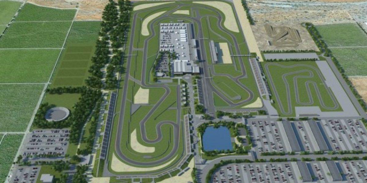 Motorpark chileno estaría listo en el 2013