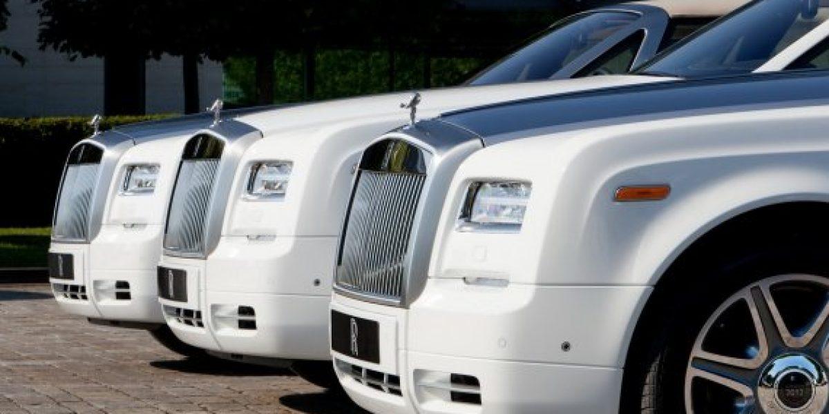 FOTOS: Esta fue la edición especial que Rolls Royce dedicó a los JJOO