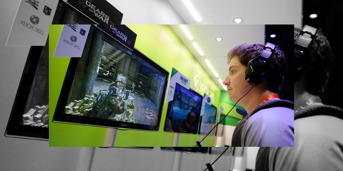 Los torneos Xbox 360 para los asistentes a los Panamericanos World Cyber Games 2012