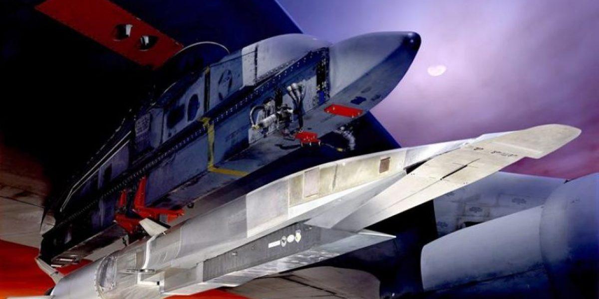 Mal le fue al avión hipersónico: no completó su vuelo de prueba