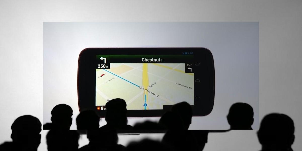 Google perfecciona sus mapas para Android para competir con Apple
