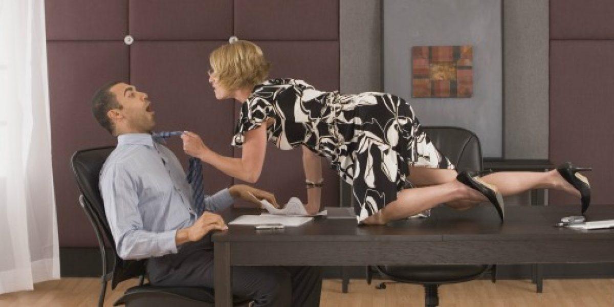 25% ha sido testigo de acoso sexual en el trabajo