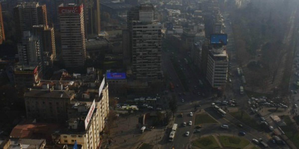 Santiago es catalogada como la segunda mejor ciudad para vivir en Latinoamérica
