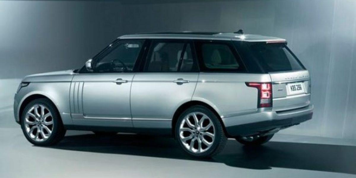 FOTOS: Range Rover será presentado en septiembre