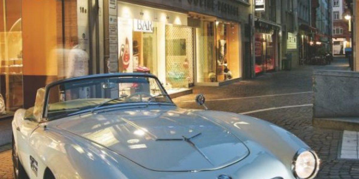 FOTOS: El hermoso auto que dejó Elvis en Alemania