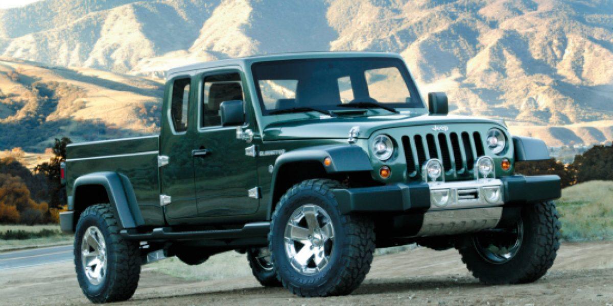 Jeep Gladiator: La camioneta que faltaba ya viene