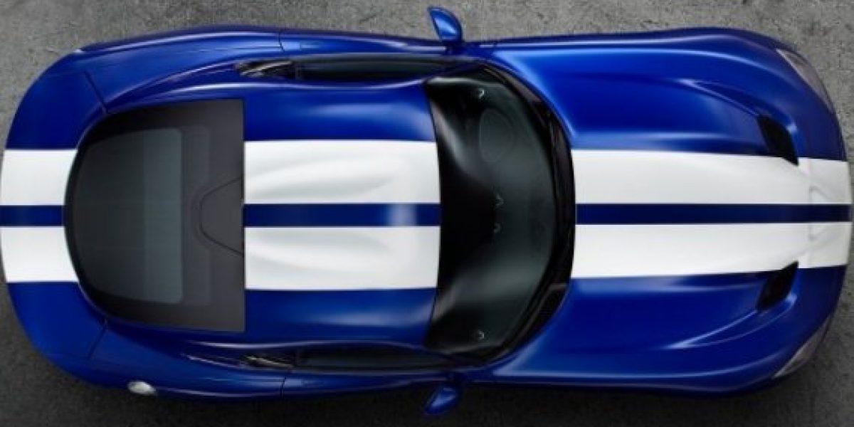 FOTOS: SRT Viper GTS Launch Edition, volviendo a los orígenes