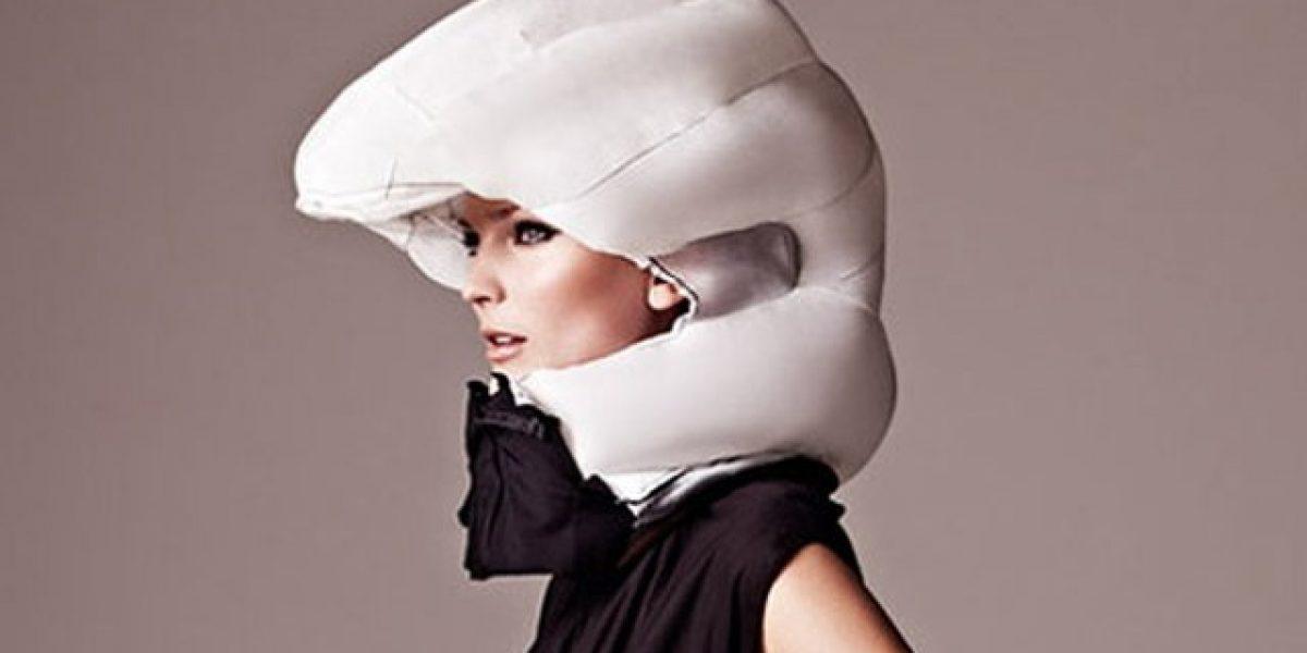 Si eres vanidos@ utiliza este casco