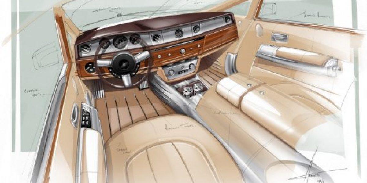 FOTOS: Edición limitada Rolls Royce Phantom Coupé Aviator