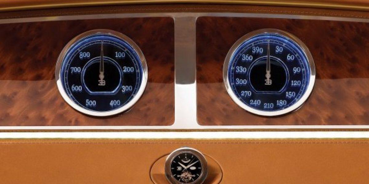FOTOS: Nuevo Bugatti 16C Galibier Saloon vendría dotado con increíbles más de 1000 CV