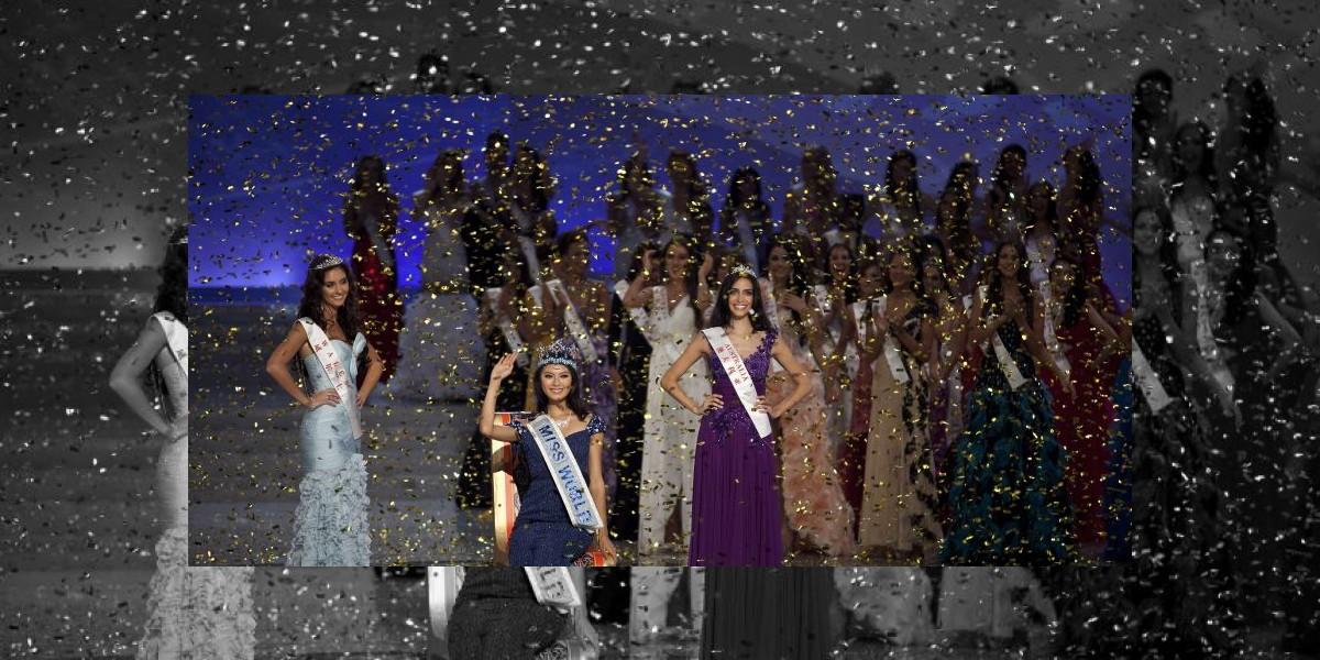 Miss Mundo: Un gran negocio turístico para China