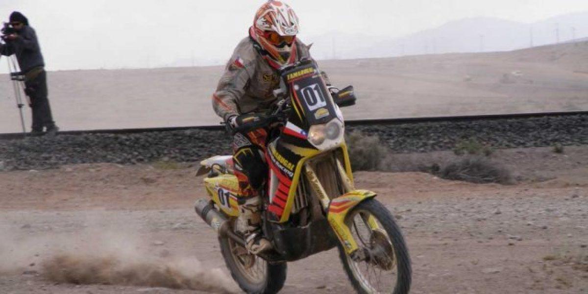 El piloto nacional Rodrigo Caballero, vuelve a las motos en prestigiosa carrera