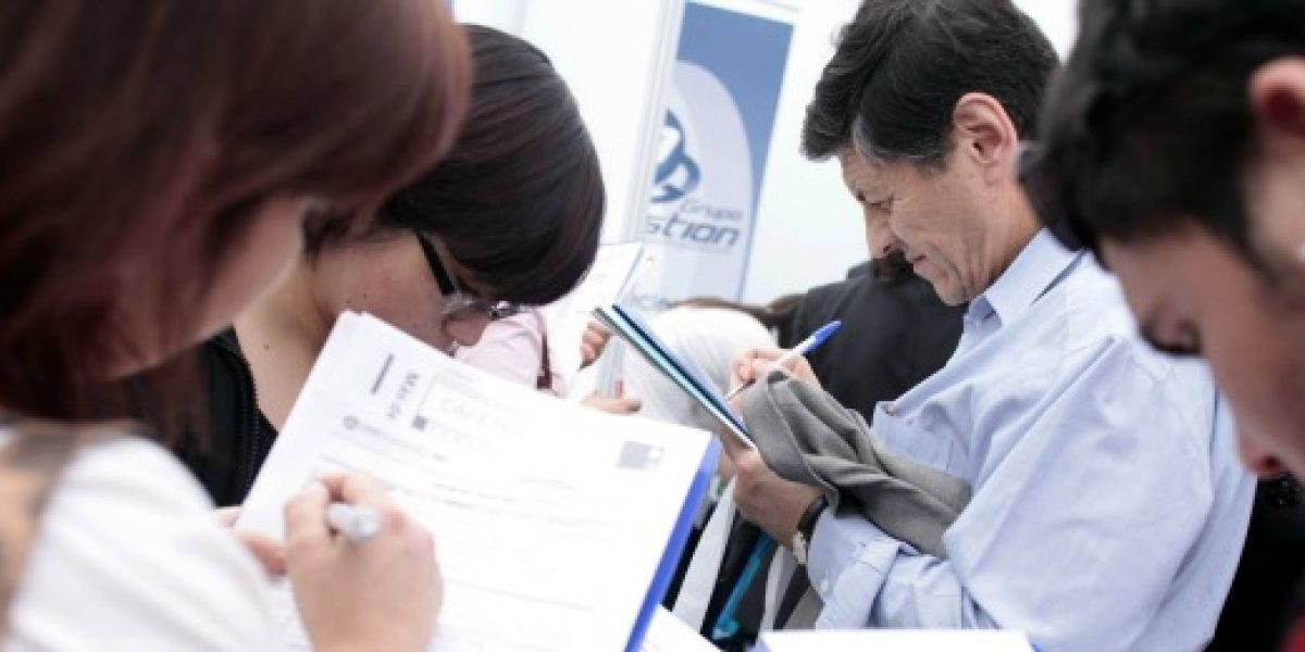 Feria laboral ofrece 3.500 puestos de trabajo