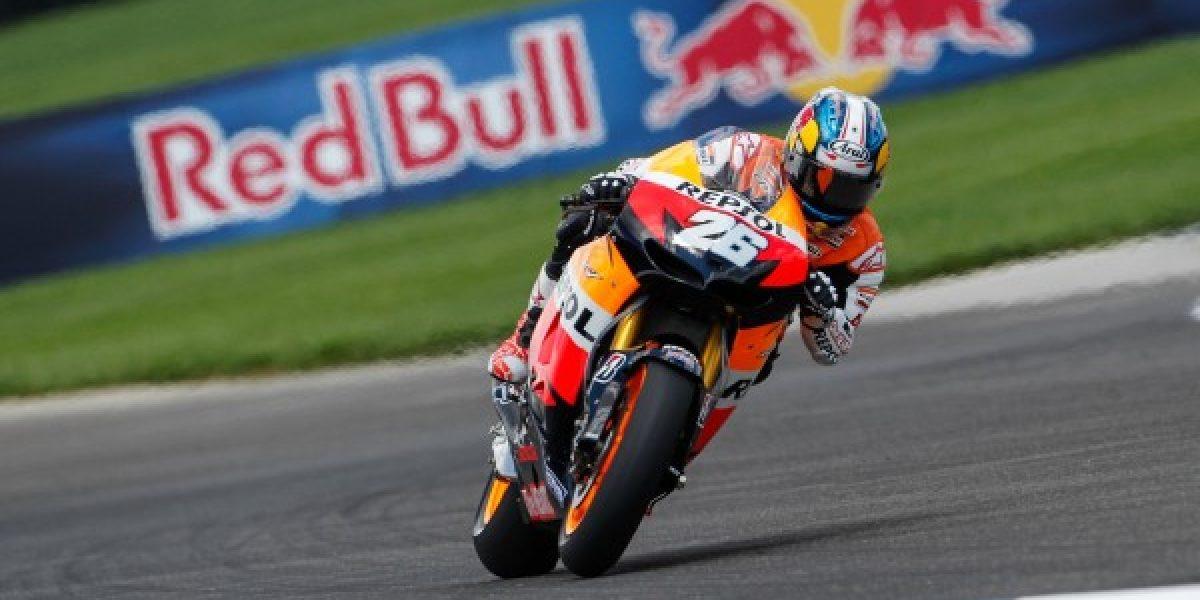 MOTO GP: Pedrosa impone su ley en Indianápolis