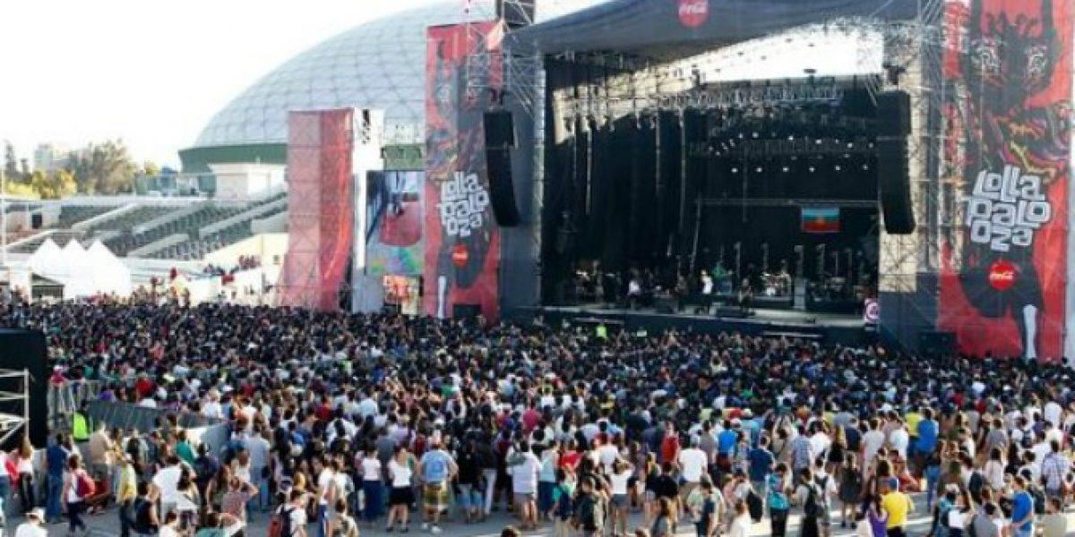 Lollapalooza 2013: tras colapso en venta de