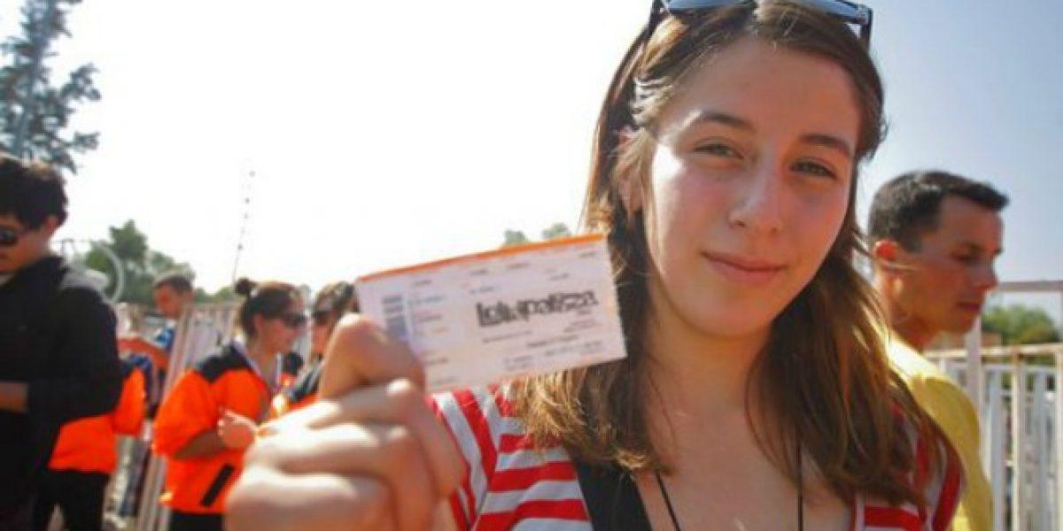 Lollapalooza 2013: Se agotan