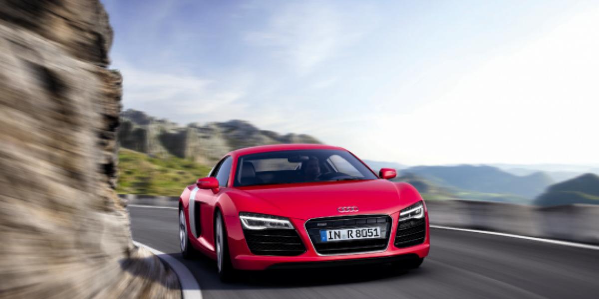 Audi R8: El poder inmenso puede serlo más